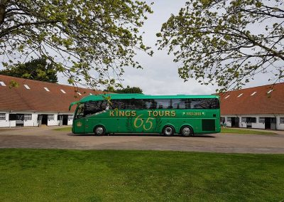 Kings Coaches KC65 at Newmarket stud